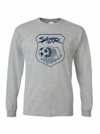 LS 50/50 Cotton/Polyester Tee