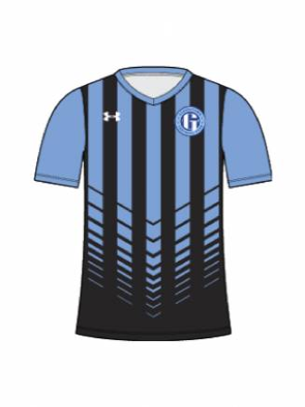 AA Youth Sublimated Jersey - Georgetown Soccer