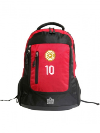 Admiral Ultimo Backpack - Red