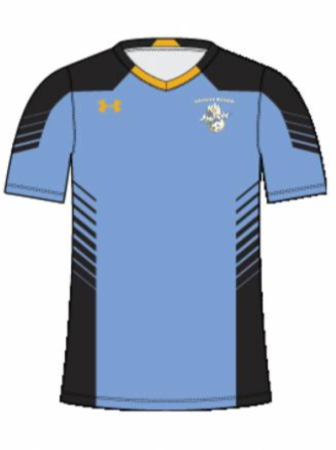 AA Youth Sublimated Home Jersey