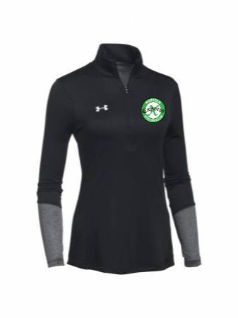 UA W's Locker 1/2 Zip