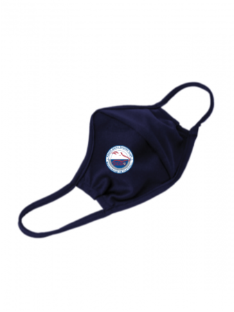 Core 3-PLY Face Mask - Navy