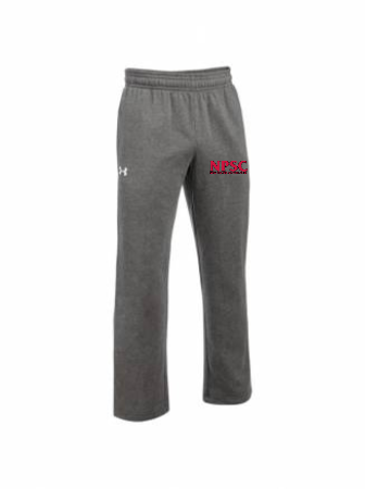 UA M's Hustle Fleece Pant