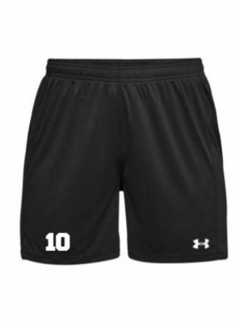 UA W's Golazo 2.0 Short