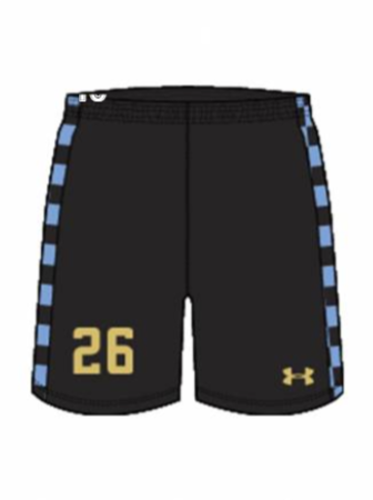 AA Men's Sublimated Short - Real Arkansas Conflict