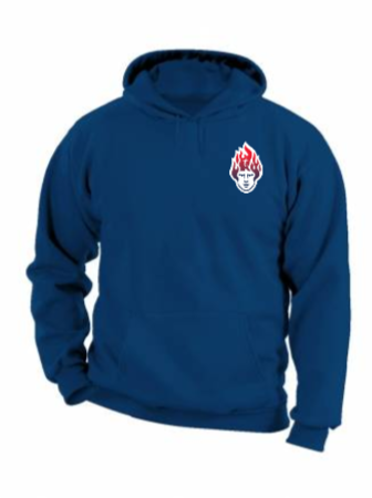 Hoodie 50/50 Cotton/Polyester