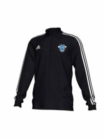 Adidas Youth Tiro 19 Training Jacket - Black