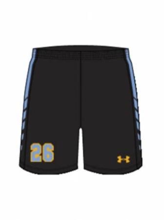 AA Men's Sublimated Short