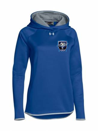 UA Women's Double Threat AF Hoody