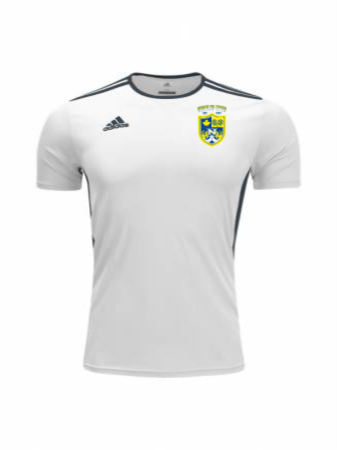 Adidas Men's and Youth Entrada 18 Jersey - White
