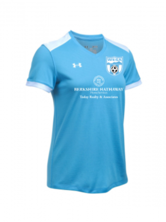 UA Women's Threadborne Match Jersey