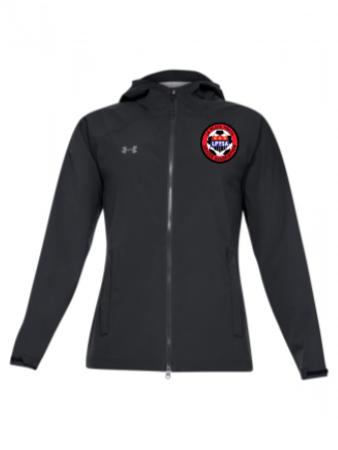 UA W's Storm Rain Jacket