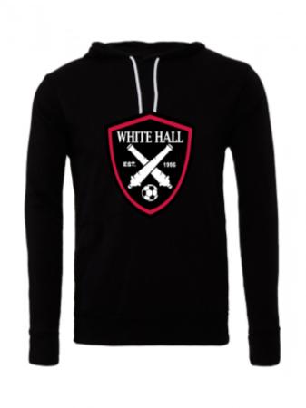 B+C Unisex Sponge Fleece Pullover hoodie