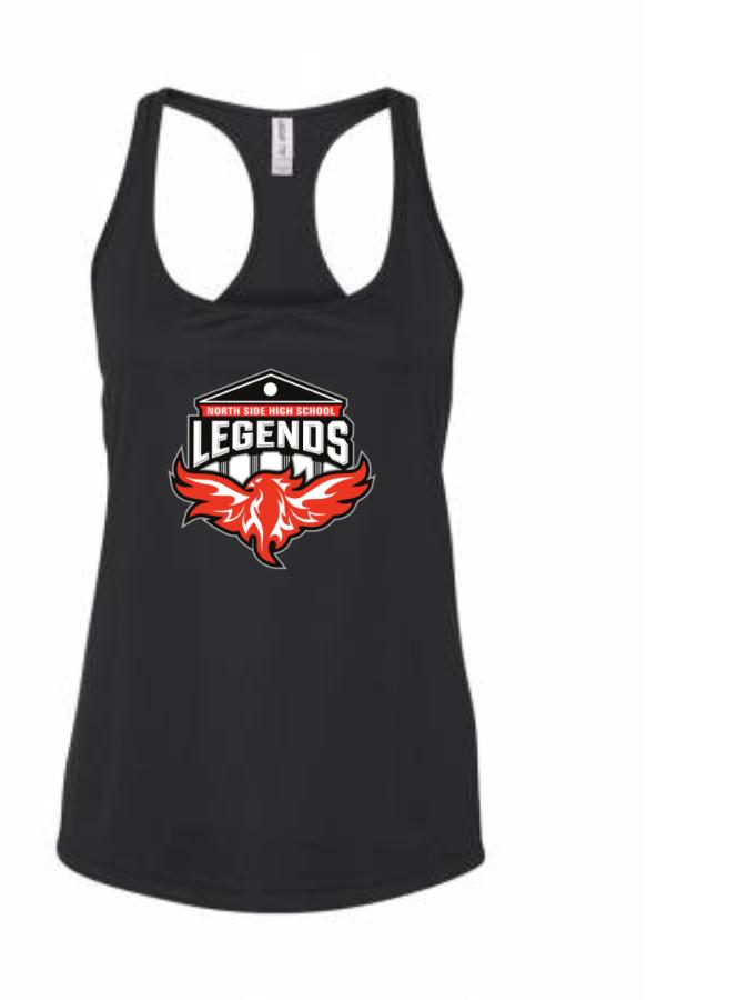 Next Level Ladies' Ideal Racerback Tank