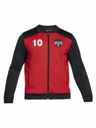 UA Women's Challenger II Track Jacket