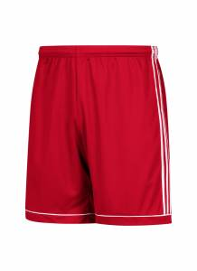 Adidas Women's Squadra Short - AD Power Red/White