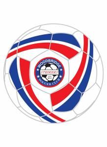 Woodbridge Strikers Custom Ball