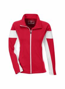 Womens Elite Full Zip Jacket