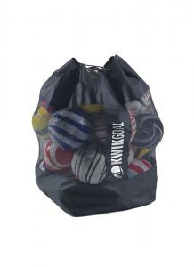 Championship Soccer Ball Black Bag 20 x 35 fits 20 soccer balls