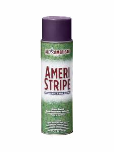 AmeriStripe Aerosol Paint  Purple  case