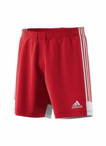 Adidas Men's and Youth Tastigo Short - AD Power Red/White