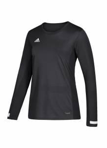Adidas Womens Team 19 Long Sleeve Jersey