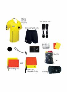 Mens 11 pc USSF Starter Kit