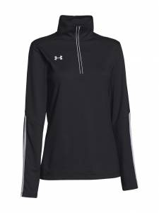 UA Womens Qualifier 14 Zip