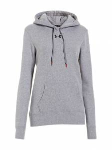 UA Womens Team Rival Fleece Hoody