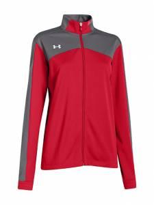 UA Womens Futbolista Jacket