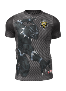 Admiral Black Panther Short Sleeve Character Tee