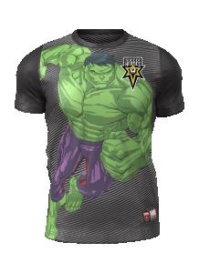 Admiral Hulk Short Sleeve Character Tee