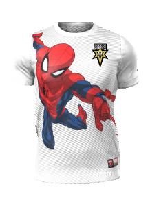 Admiral Spider Man Short Sleeve Character Tee