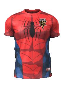 Admiral Spider Man Body Suit