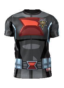 Admiral Black Widow Body Suit