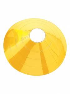 12 DISC CONES  YELLOW