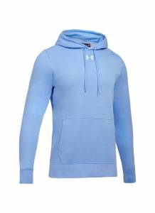 UA Mens Hustle Fleece Hoody