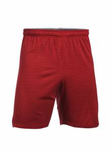 UA Men's Threadborne Match Short - Red