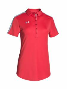 UA Womens Armour Colorblock Polo