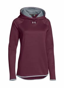 UA Womens Double Threat AF Hoody